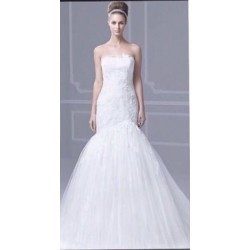 Basma ALJazaery wedding dress